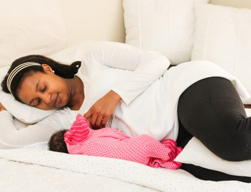 How To Breastfeed While Lying Down