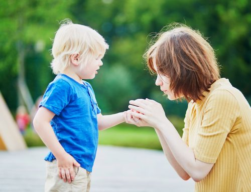 How You Can Help Soothe Your Child's Pain